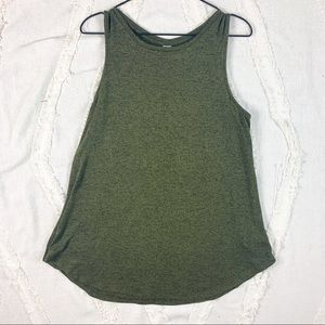 OLD NAVY Relaxed-Fit Knit Tank Top